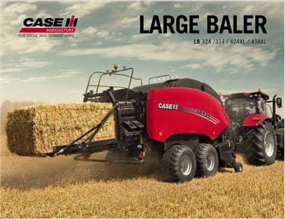 Large Balers LB4 XL Series