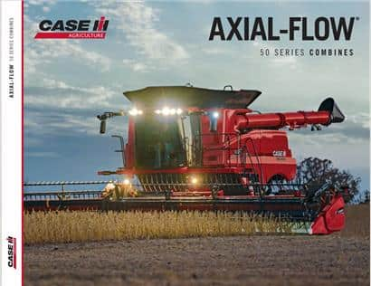 Axial-50 Combines Series Brochure