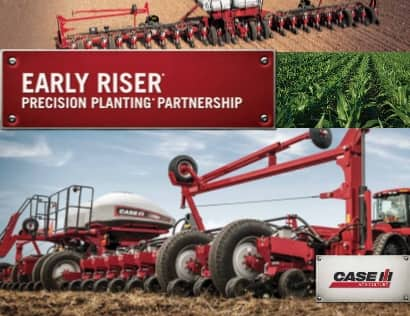 Early Riser Precision Planting Partnership