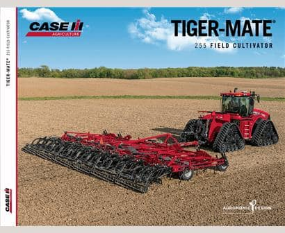 Tiger-Mate 255 Field Cultivator Brochure