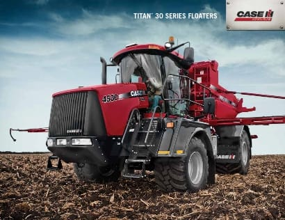 Titan 30 Series Floaters Brochure