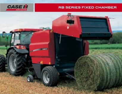 Round Balers RB3 Series
