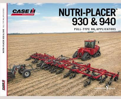 Nutri-Placer 930 & 940 Brochure