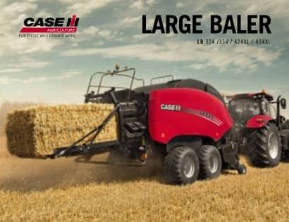 Large Balers LB4 Series