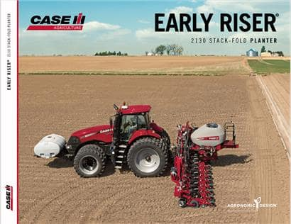 Early Riser Planter 2130