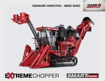 Sugar Cane Harvester Austoft 8000