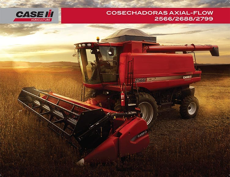 Axial-Flow 2688 - Folleto Técnico