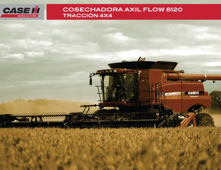 Axial-Flow 8120 - Folleto Técnico
