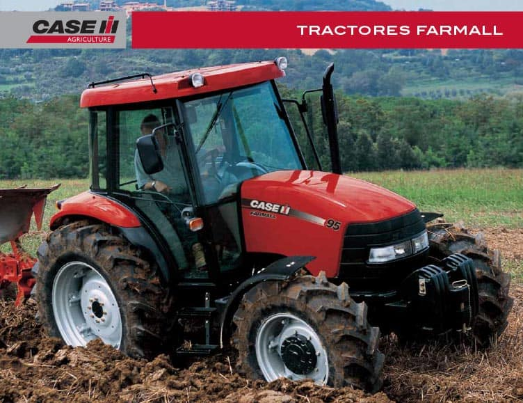 Farmall 60, 70, 80, 90, 95- Folleto Técnico
