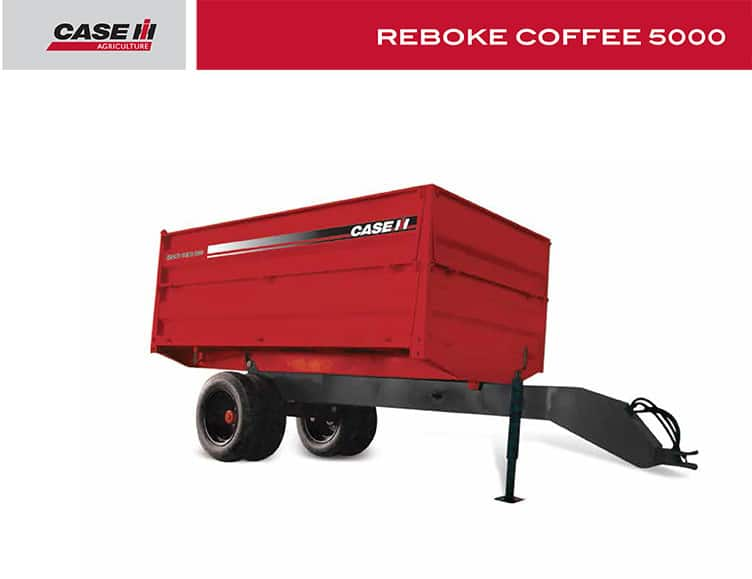 Reboke Coffee 5000