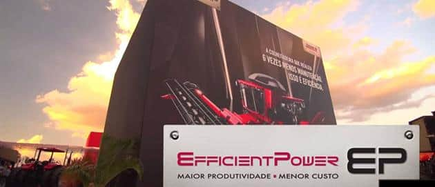 Efficient Power Case IH - Máxima eficiência, menor custo