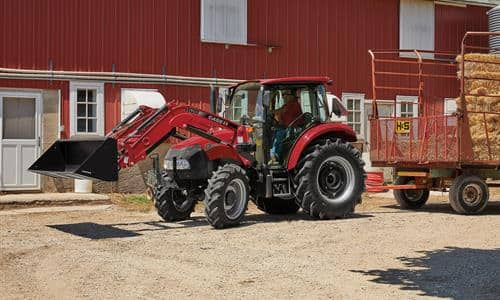 An Iconic Family of Tractors