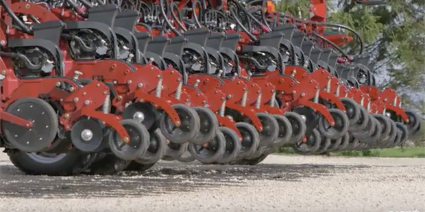 Get To Know the New 2160 Early Riser planter
