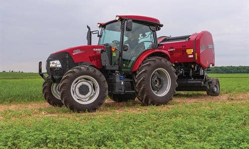 New Farmall<sup>&reg;</sup> Utility A Series Tractors