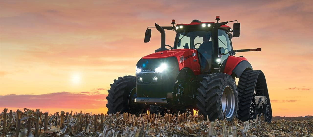 Introducing AFS Connect™ Magnum™ Series Tractors