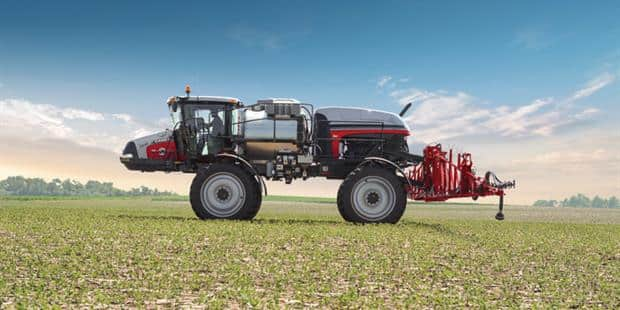 25 Years of the Patriot<sup>®</sup> Sprayer