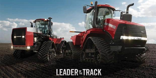20 Years of the Steiger<sup>®</sup> Quadtrac<sup>®</sup>