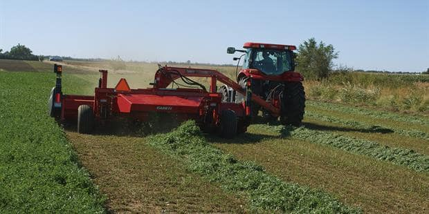 Sicklebar Mower Conditioners