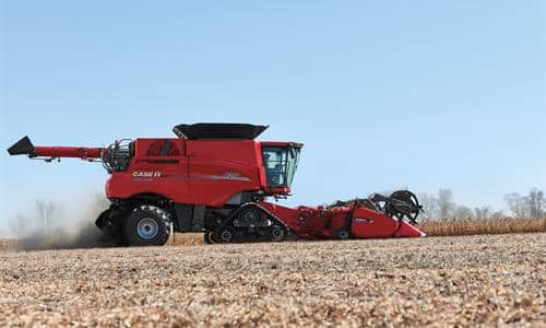 Pay No Interest on New Combines until September 2020
