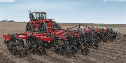 A One-pass Strip-Till Seedbed Solution