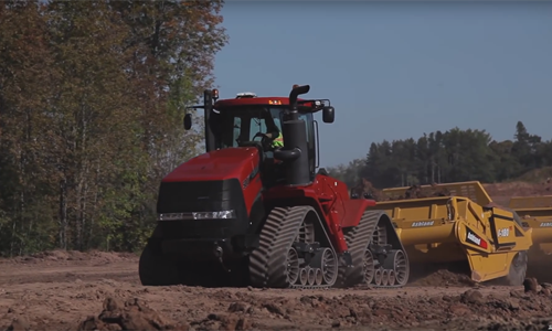 See Steiger Tractors in Action