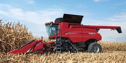 Axial-Flow<sup>®</sup> Combines and Case IH Heads