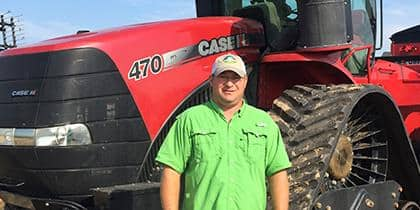 Steiger Quadtrac For Farmers Like Trey