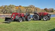 Farmall 115A and 105A