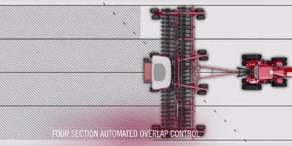 Case IH: 4-Section Automated Control