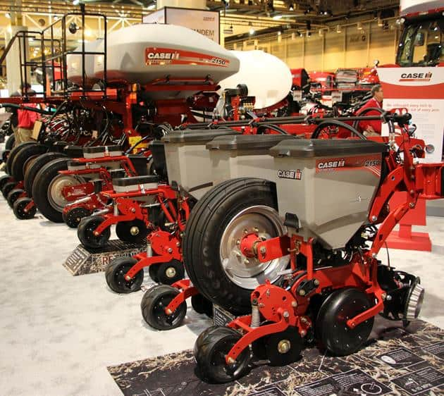 Introducing the 2000 Series Early Riser Planter