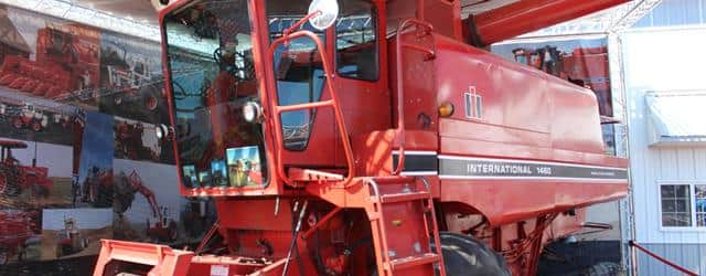 International Harvester 1460 Axial-Flow Combine – Celebrating 175 Years of Case IH