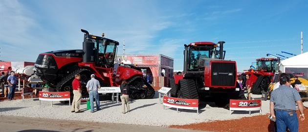 Celebrating 20 years of the Steiger Quadtrac
