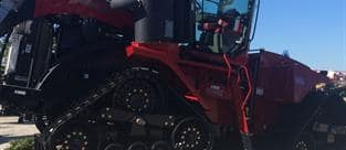 Case IH Steiger Quadtrac 580 - Farm Science Review 2015