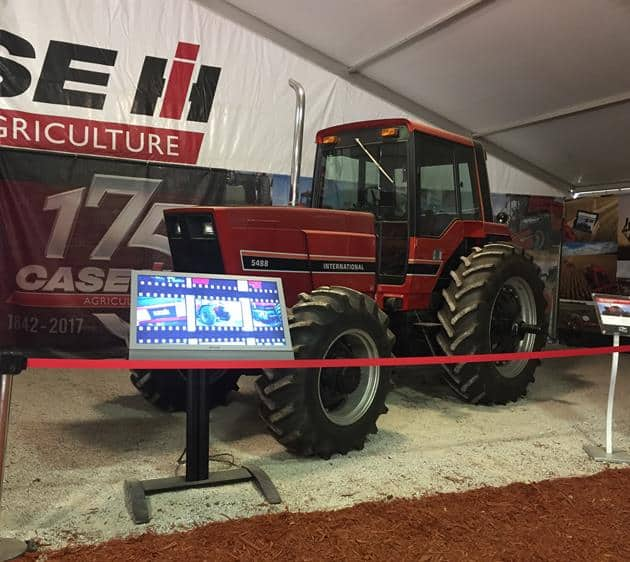 International Harvester 5488 Tractor – Celebrating 175 Years of Case IH