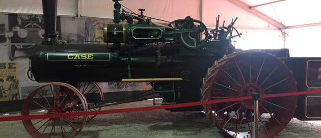 Case Steam Engine - Celebrating 175 Years of Case IH