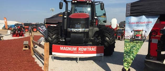Magnum Rowtrac Tractor at 2017 Husker Harvest Days