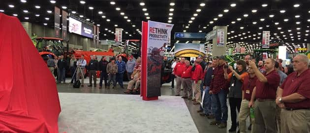 National Farm Machinery Show 2016 - Waiting for the Reveal
