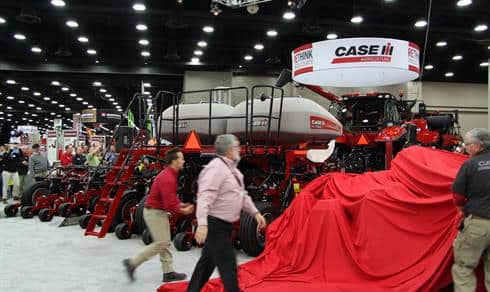 National Farm Machinery Show 2016 - The New 2000 Series Early Riser Planter