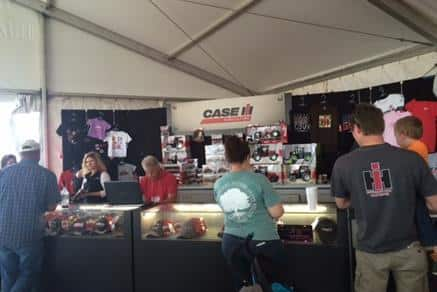Sunbelt Ag Expo 2015 - Merchandise Counter