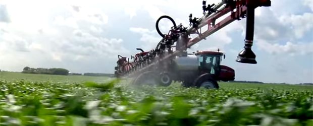 Efficient Power: Case IH Patriot Sprayers