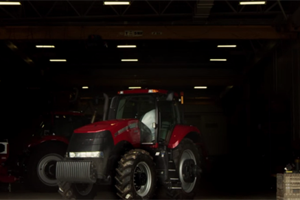 Case IH and FPT at Burr Ridge: Exploring the Source of Efficient Power