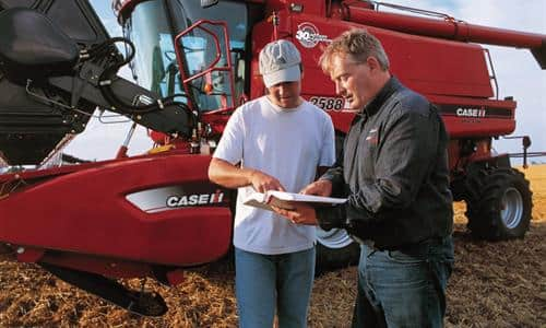 Genuine Case IH Parts & Service