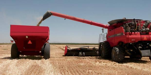 Four Case IH Products Win AE50 Awards