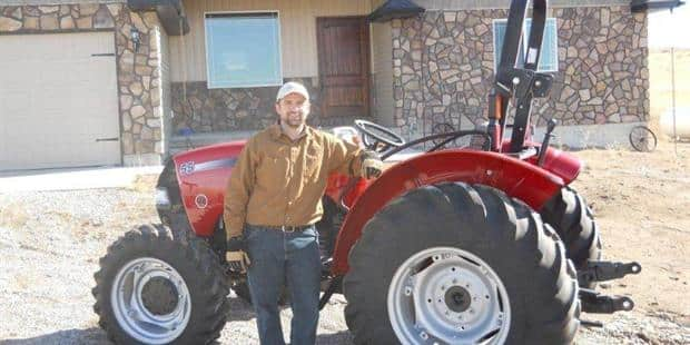 Idaho Farmer Wins A New Case IH Tractor