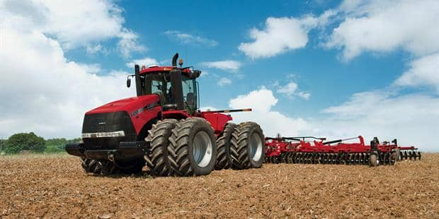 Case IH Steiger Tractors Set New Industry Records for Fuel Efficiency