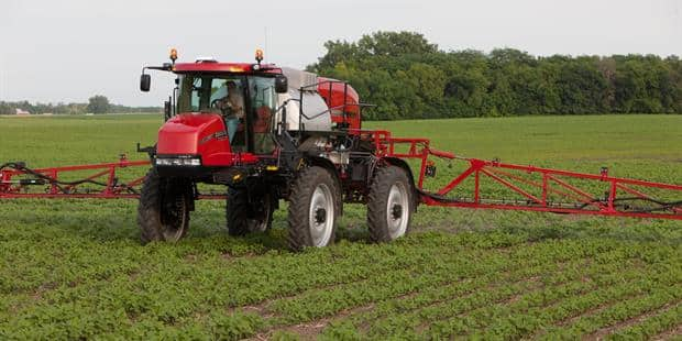 Case IH Offers Spraying Tips to Maximize Productivity