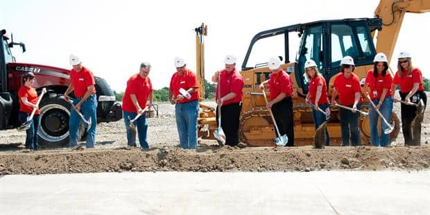 Case IH Announces Goodfield Plant Expansion