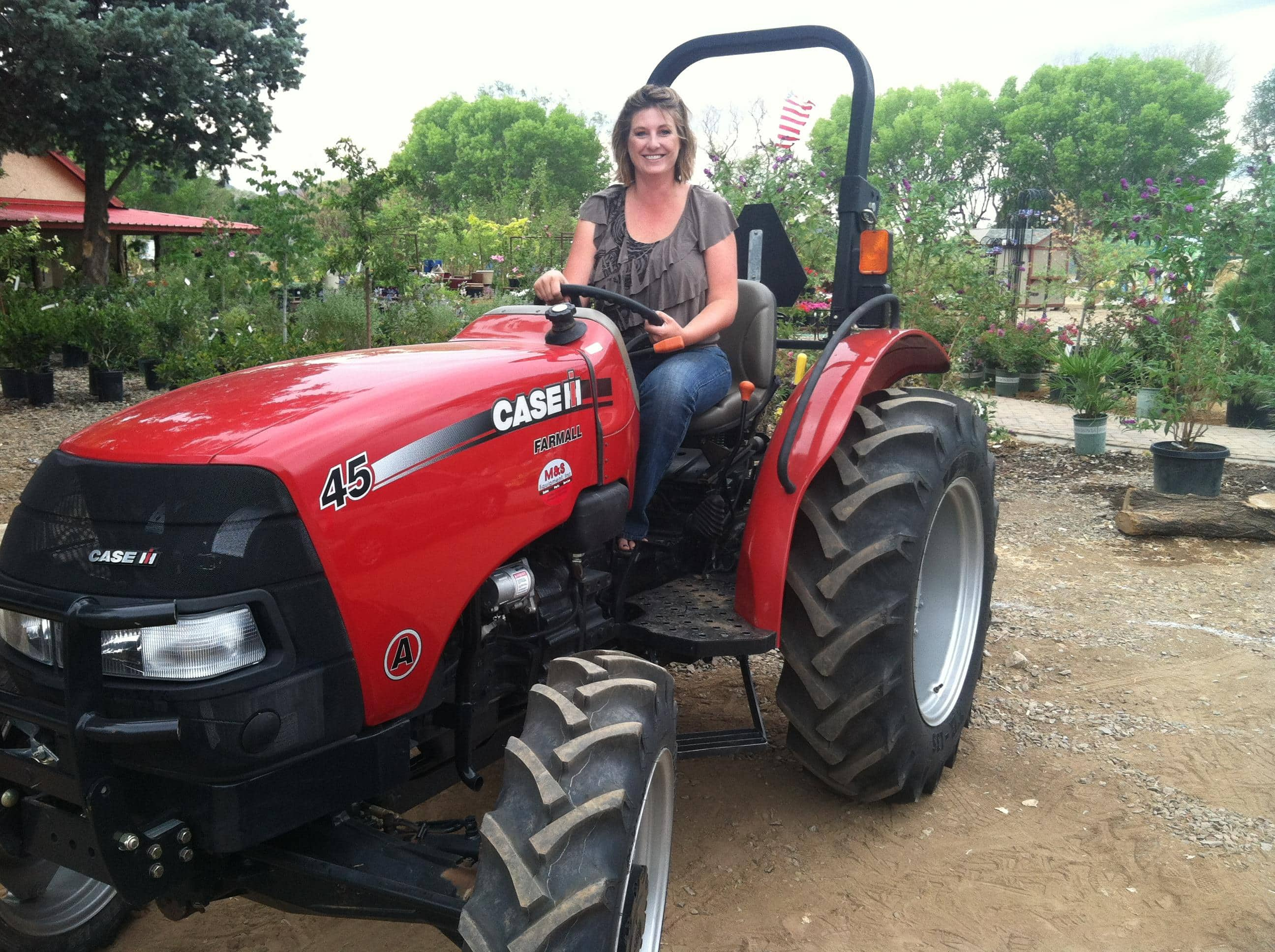 Arizona Agriculture Advocate Wins Case IH Tractor