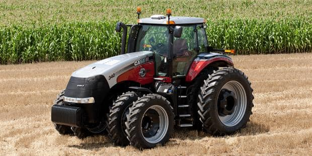 Case IH Celebrates 25 Years of Magnum Tractor Leadership