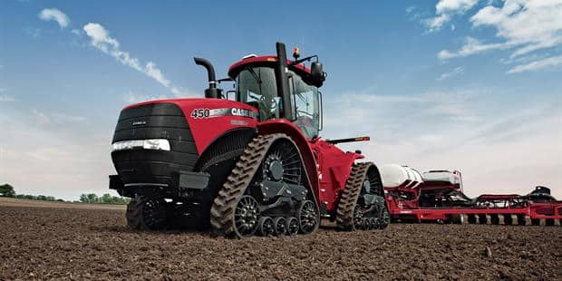 Case IH to Introduce New Steiger Rowtrac